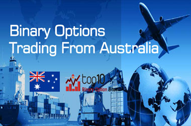 trade binary options australian