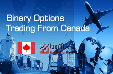 Option trading brokers canada