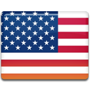 American flag binary options