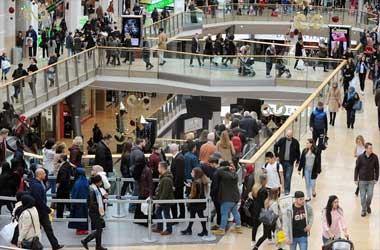 uk christmas shopping