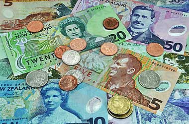 new zealand dollars and coins